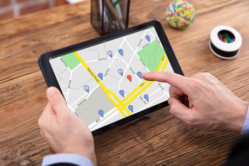 Attract new business using maps and local SEO