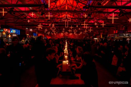 The Winter Feast during Dark Mofo